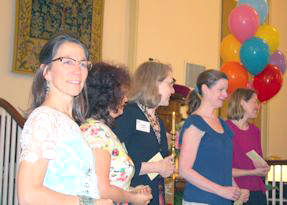 photo of first parish in needham unitarian universalist