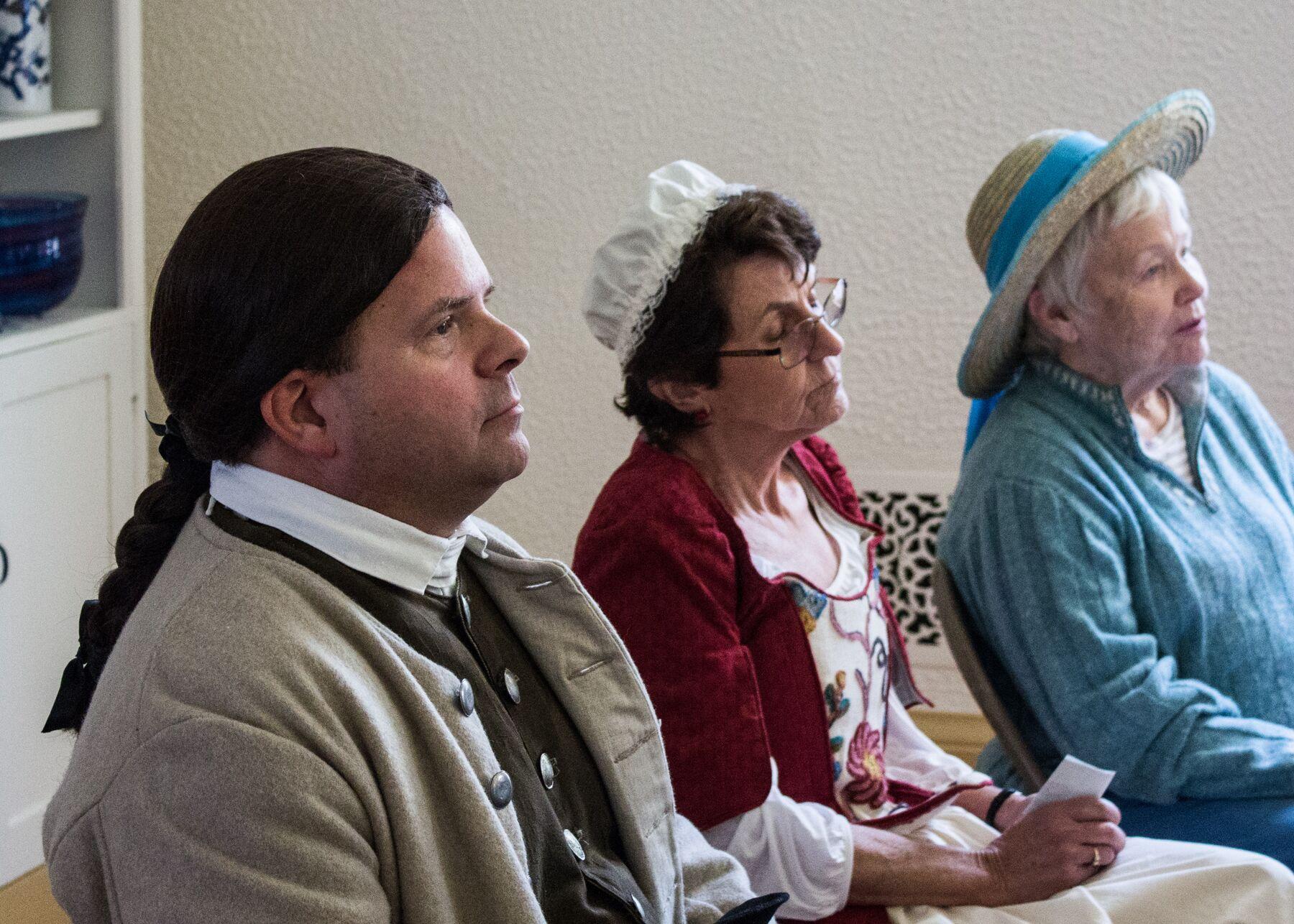 photo of first parish in needham unitarian universalist